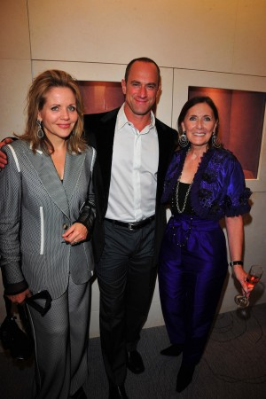 Renee Fleming Chris_Meloni Ann Ziff