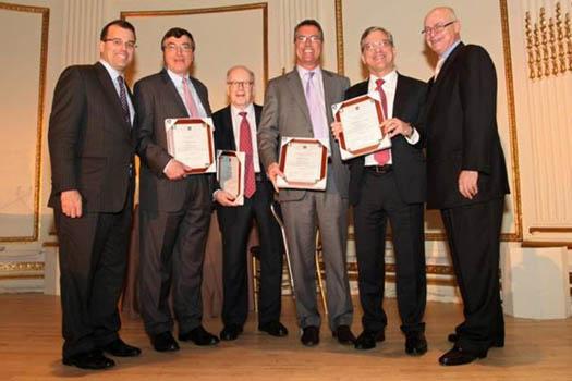 Anthony E. Mann, Ira Schuman, David S. Kleger, Brad Karp, Jamie B.W. Stecher, Paul Levine
