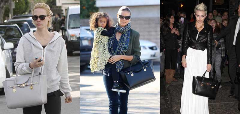 Versace Signature Bag  Stars Love IT - FashionWindows Blog 0aa931136b