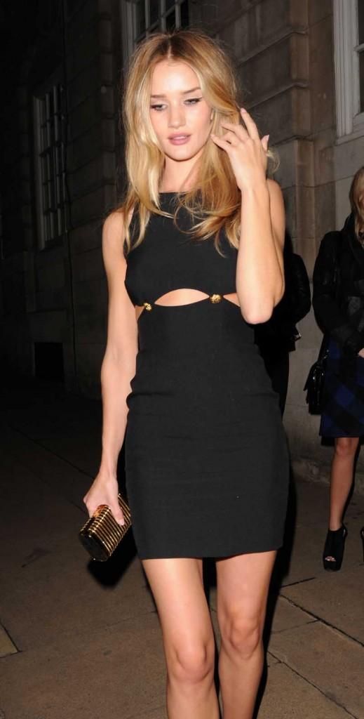 Celebrity Sightings In London - September 16, 2013