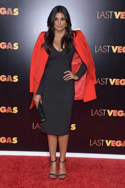 Rachel Roy Last Vegas Premiere