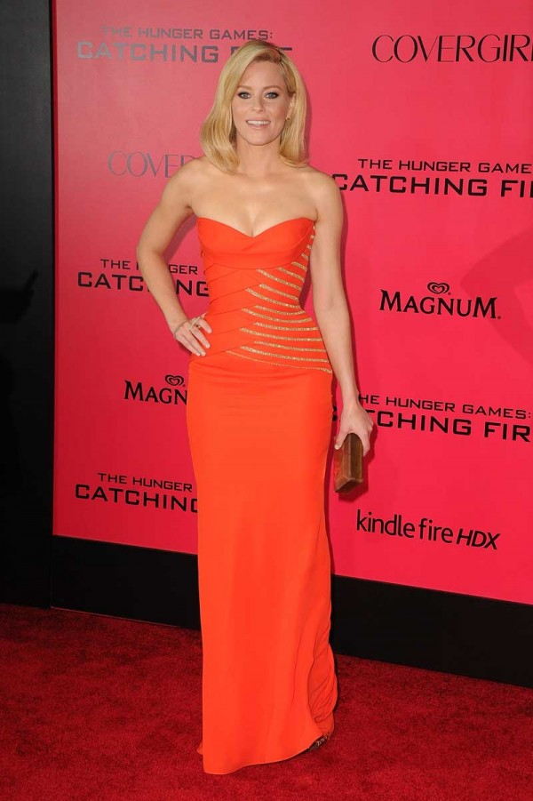 """The Hunger Games: Catching Fire"" - Los Angeles Premiere - Arrivals"
