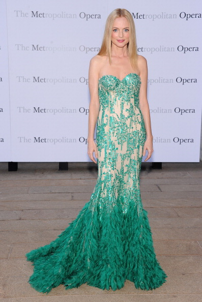 "Metropolitan Opera Season Opening Production Of ""Eugene Onegin"""