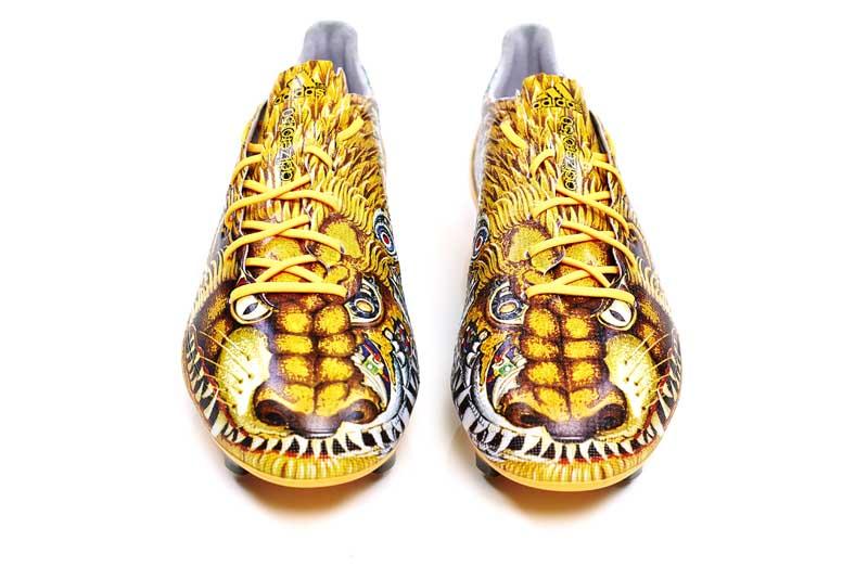 Fantasía Deshonestidad vida  The Yohji Yamamoto adizero f50 boot: Did you get a pair? - FashionWindows  Blog