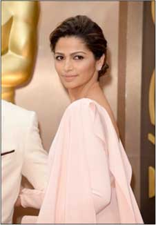 Camila Alves at the Oscars