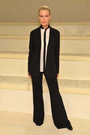 Ralph Lauren - Front Row - Mercedes-Benz Fashion Week Fall 2014