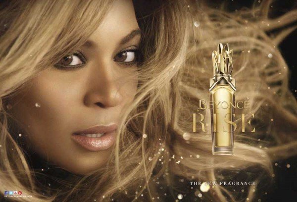 beyonce rise campaign