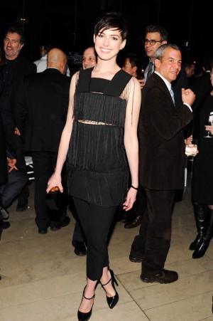 Anne Hathaway in CKC
