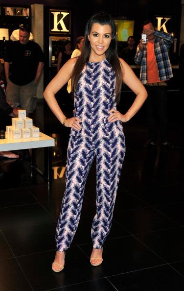 Kourtney Kardashian Meet-And-Greet At Kardashian Khaos Store At The Mirage