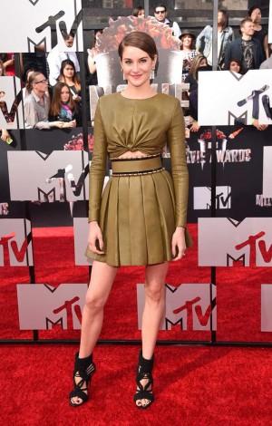 Shailene Woodley MTV 4-3-2014