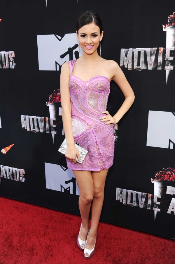 2014 MTV Movie Awards - Red Carpet
