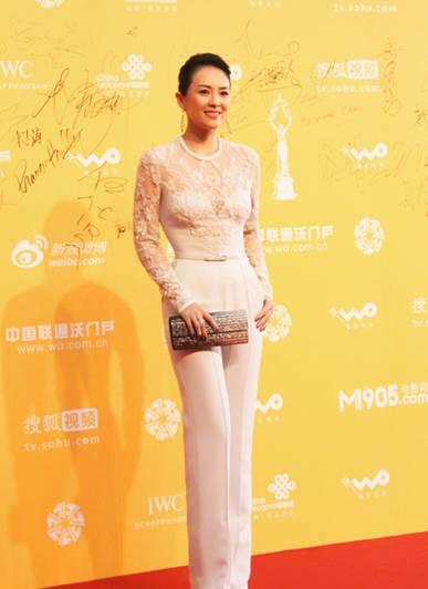 71979868ffd Elie Saab Dresses Zhang Ziyi and Fan Bing Bing - FashionWindows Blog