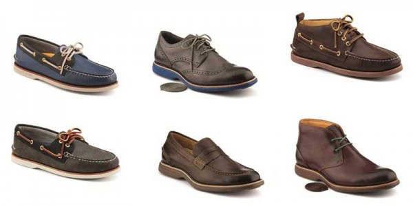sperry top sider gold cup collection