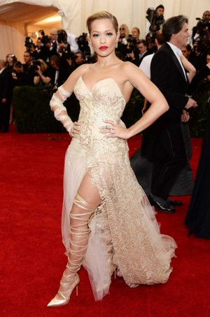 """""""Charles James: Beyond Fashion"""" Costume Institute Gala - Arrivals"""