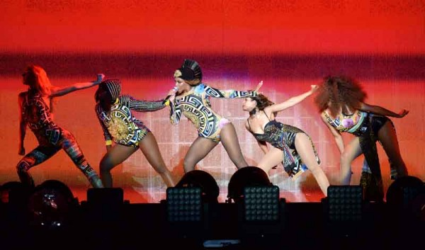 """""""On The Run Tour: Beyonce And Jay-Z"""" - Opening Night In Miami Gardens"""