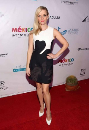"Reese Witherspoon Opens Los Cabos International Film Festival With The Latin American Premiere Of ""WILD"""