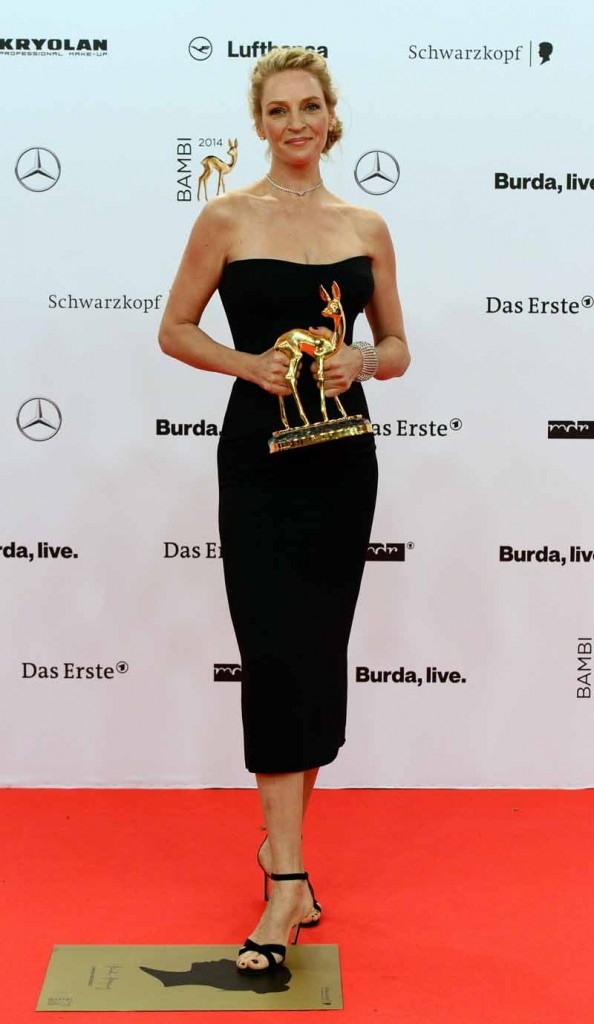 GERMANY-ENTERTAINMENT-AWARD-BAMBI