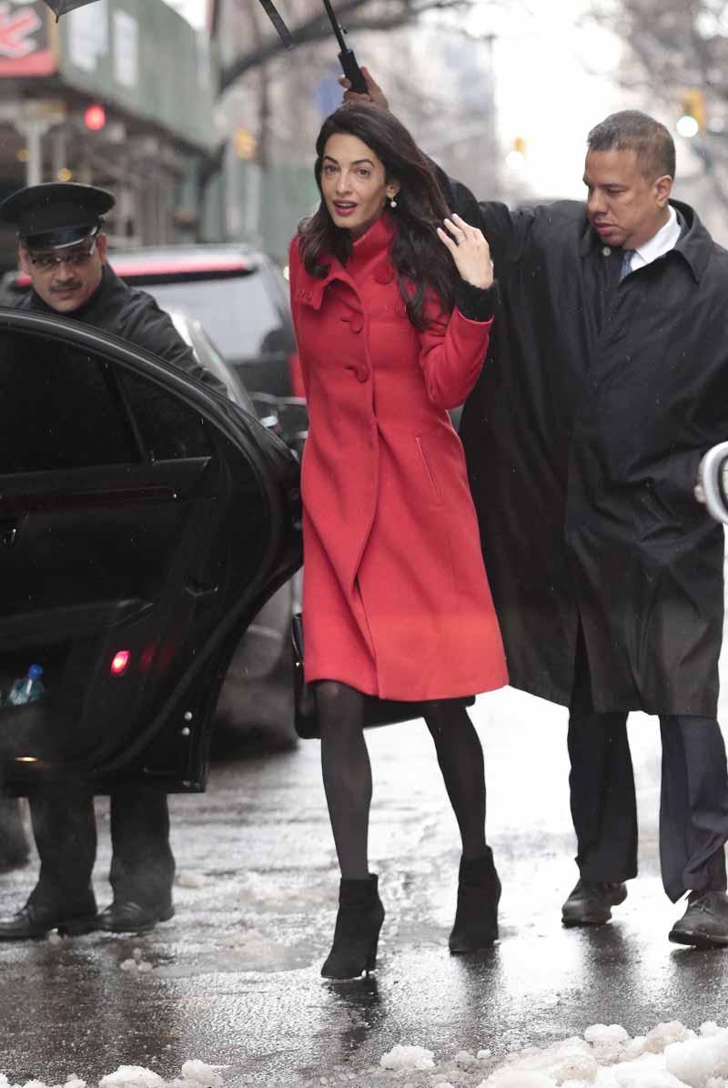 Amal Alamuddin-Clooney Rocks Paule Ka - FashionWindows Blog