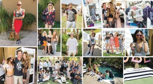 Wildfox - Coachella Pool Party