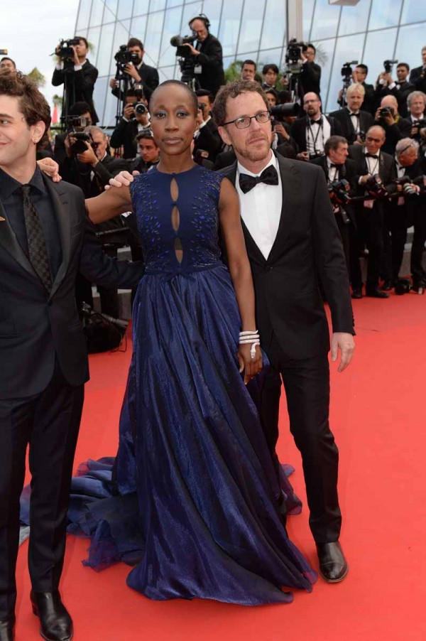 Rokia Traore in Georges Hobeika Cannes closing ceremony2