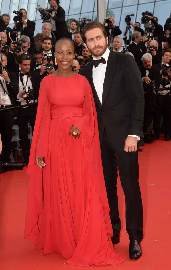 Rokia Traore in Georges Hobeika Cannes2