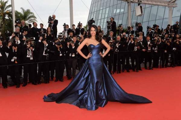 mallika Sherawat in Georges Hobeika Cannes