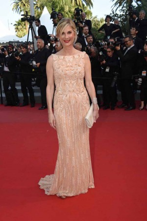 michele laroque in Georges Hobeika Cannes