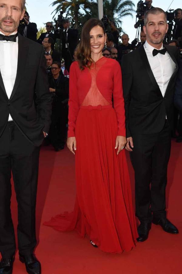 virginie ledoyen in Georges Hobeika Cannes