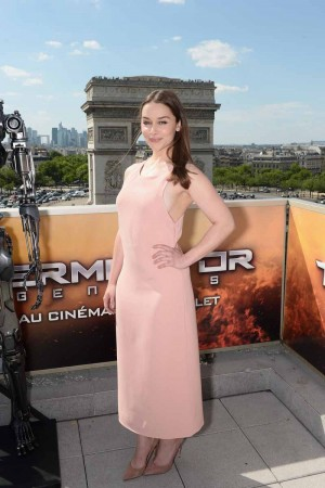 Terminator Genisys France Photocall