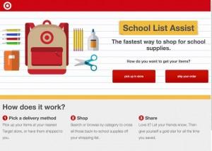 target school assist