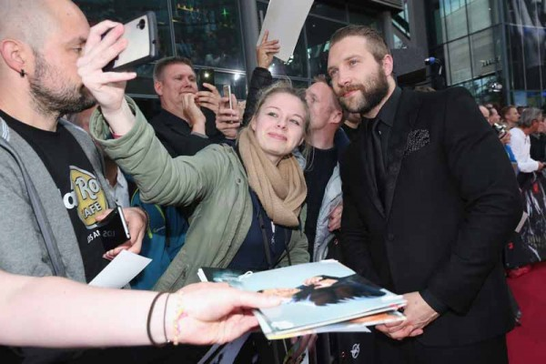 BERLIN, GERMANY - JUNE 21:  Actor Jai Courtney attends the European Premiere of 'Terminator Genisys' at the CineStar Sony Center on June 21, 2015 in Berlin, Germany.  (Photo by Gisela Schober/Getty Images for Paramount Pictures International) *** Local Caption *** Jai Courtney
