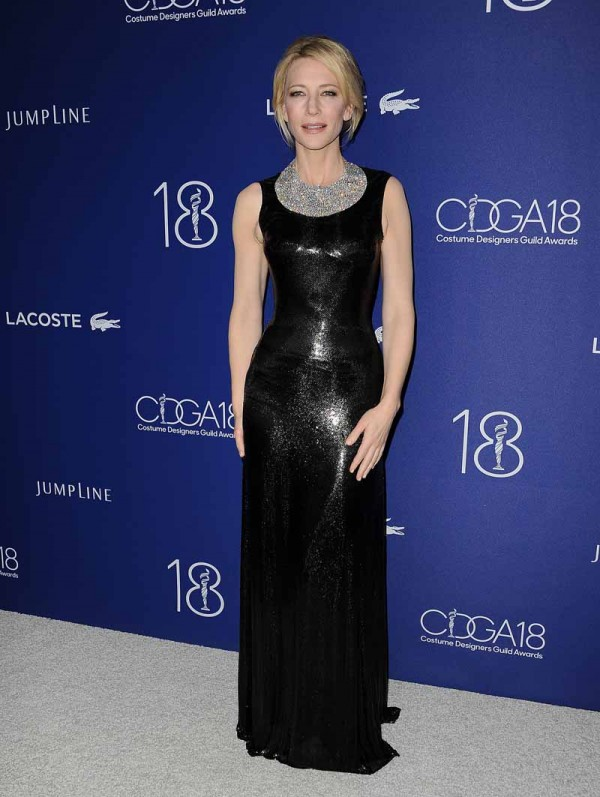 18th Costume Designers Guild Awards - Arrivals