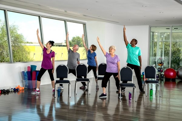 Three workouts everyone over 60 needs