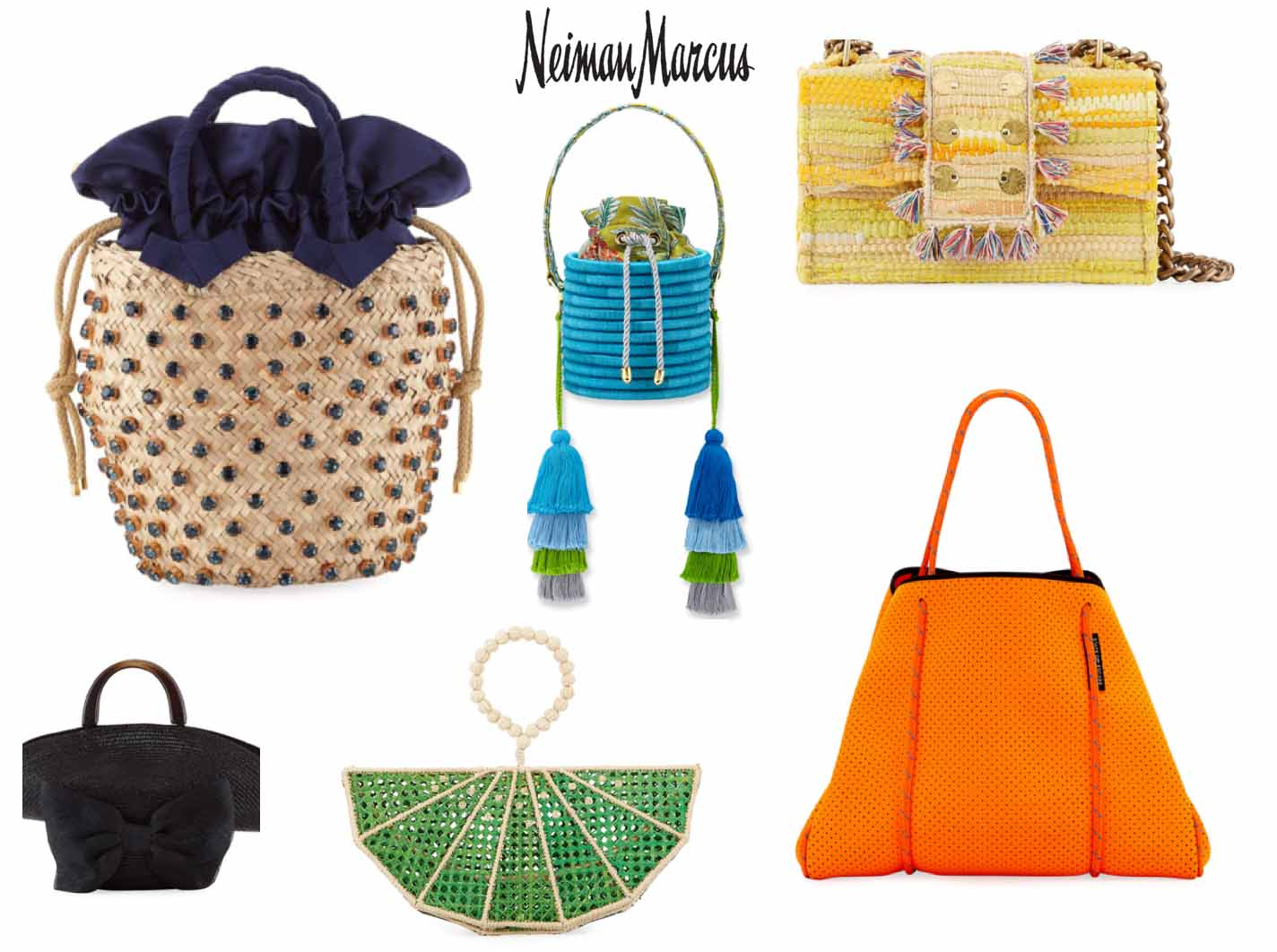 Neiman Marcus Bags to be Seen