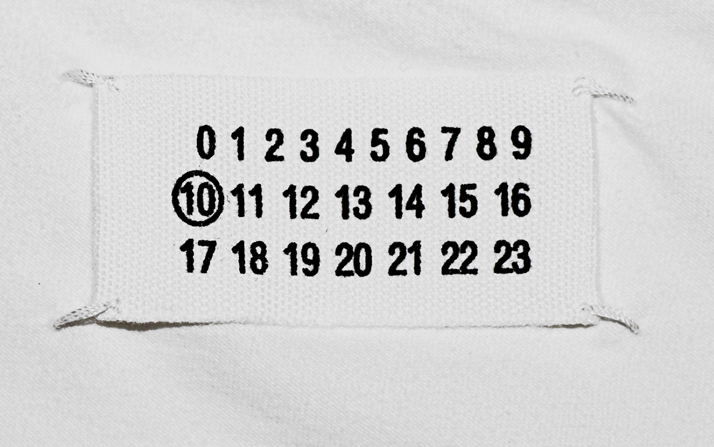The Meaning Of Maison Martin Margiela S Numbers 0 1 2 3 Fashionwindows Blog