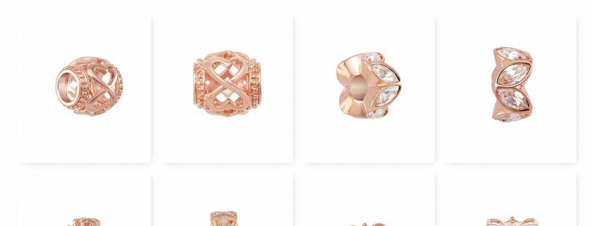 chamilia blush bridal collection