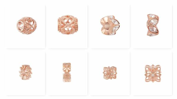 chamilia blush bridal collection