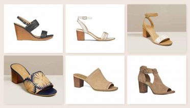 Easter Brunch ready shoes from Jack Rogers