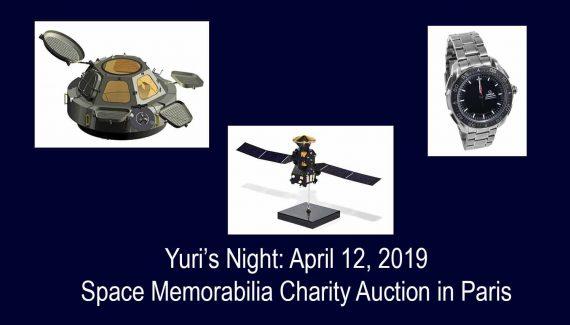 spacebrains auction