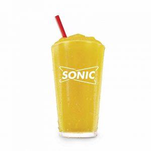 Sonic Redbull Slush