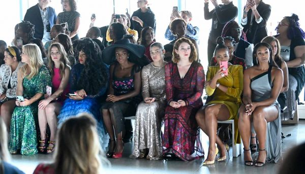 Tadashi Shoji Spring Summer 2020 - Front Row - New York Fashion Week: The Shows