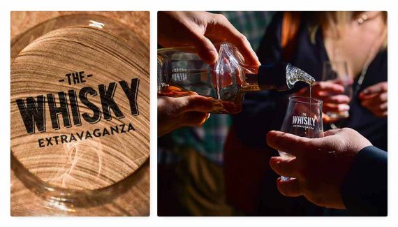 whiskey extravaganza