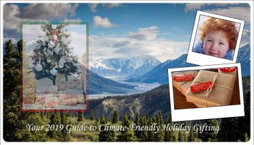 Climate-Friendly Holiday Gifting