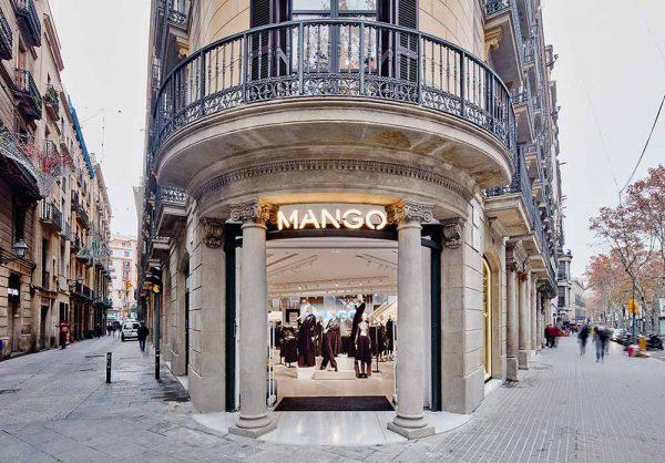 MANGO Canuda Barcelona