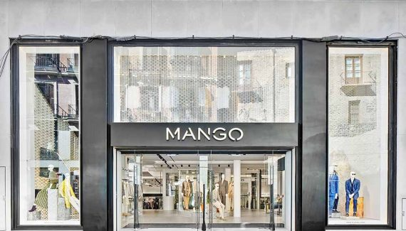 MANGO PRECIADOS Madrid