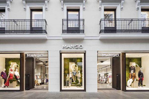 MANGO Serrano Madrid